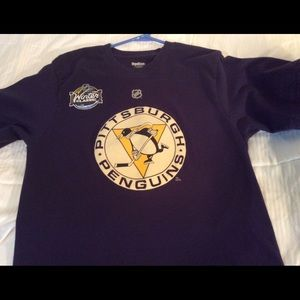 Pittsburgh Penguins Malkin Winter Classic  tshirt